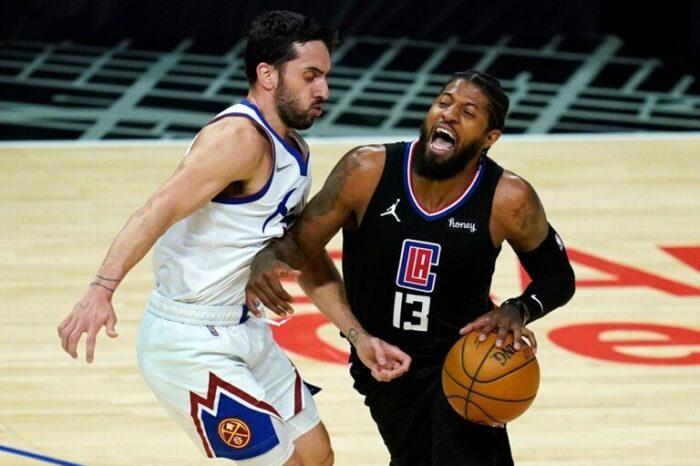 Facundo Campazzo: una buena actuación en un valioso triunfo de Denver Nuggets sobre Los Angeles Clippers