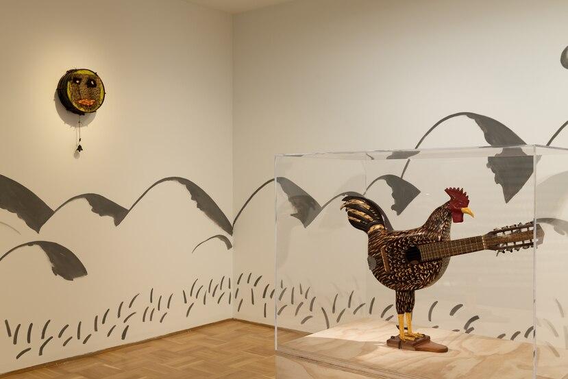 El puertorriqueño Omar Velázquez construyó desde Ponce su exhibición para el Museo de Arte Contemporáneo de Chicago
