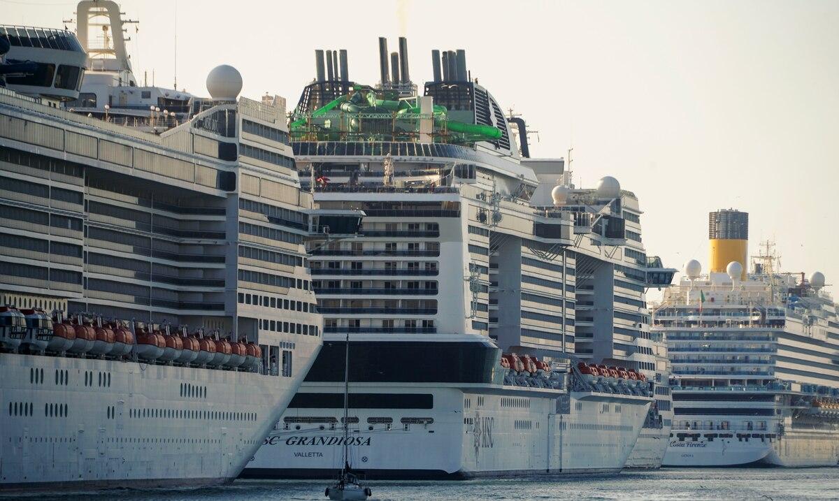 Mientras Italia entra a un cierre total en Semana Santa, la industria de cruceros ofrece un escape de la pandemia