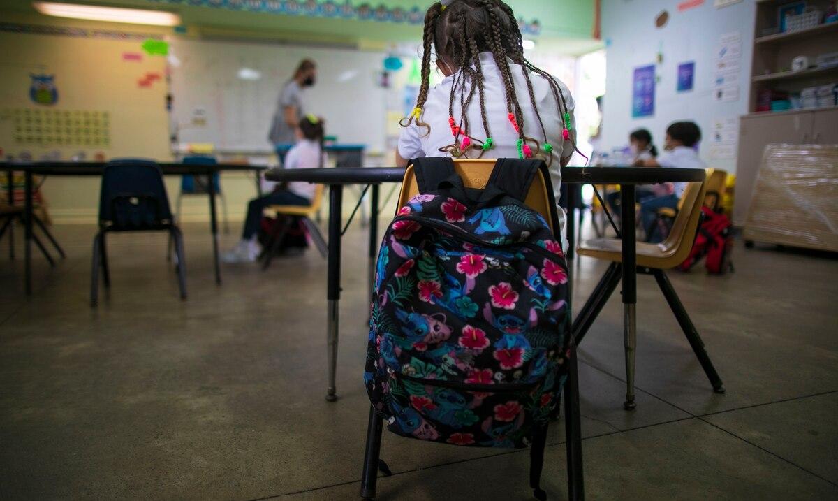 Educación reitera que maestros con internet en sus hogares trabajarán desde las casas ante alza de COVID-19