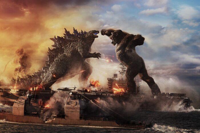 "El estreno de ""Godzilla vs. Kong"" le devuelve algo de brillo a la taquilla"