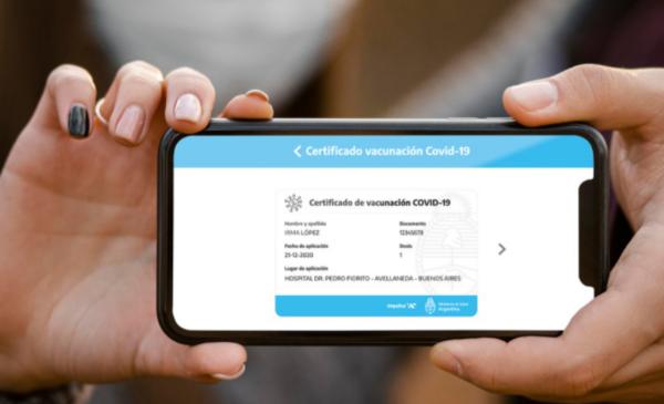 Pasaporte Covid: para qué sirve y cómo sacar el nuevo certificado que lanzó el Gobierno