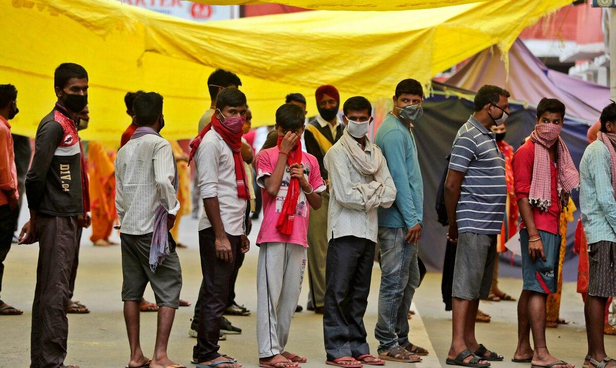 India registra sobre 93,000 casos de COVID-19 en las pasadas 24 horas