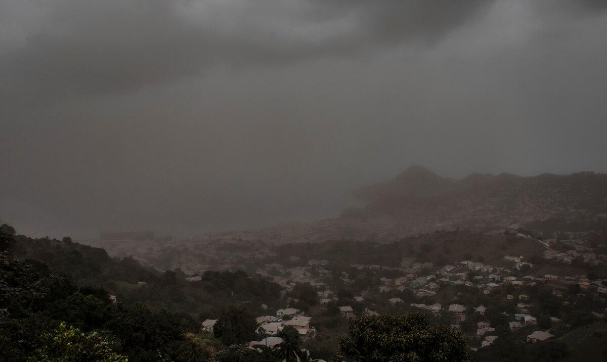 San Vicente se prepara para nuevas erupciones volcánicas