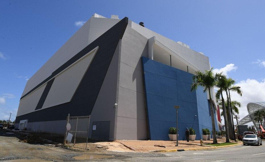 Ubicado en el complejo de entretenimiento El Distrito, el nuevo Coca-Cola Music Hall tendrá espacio para albergar a 5,000 personas.