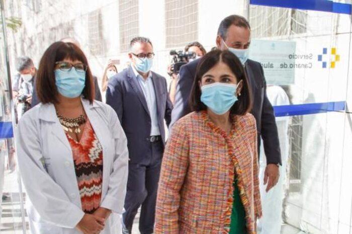 Sanidad avanza que el martes llegará a España la vacuna de Janssen