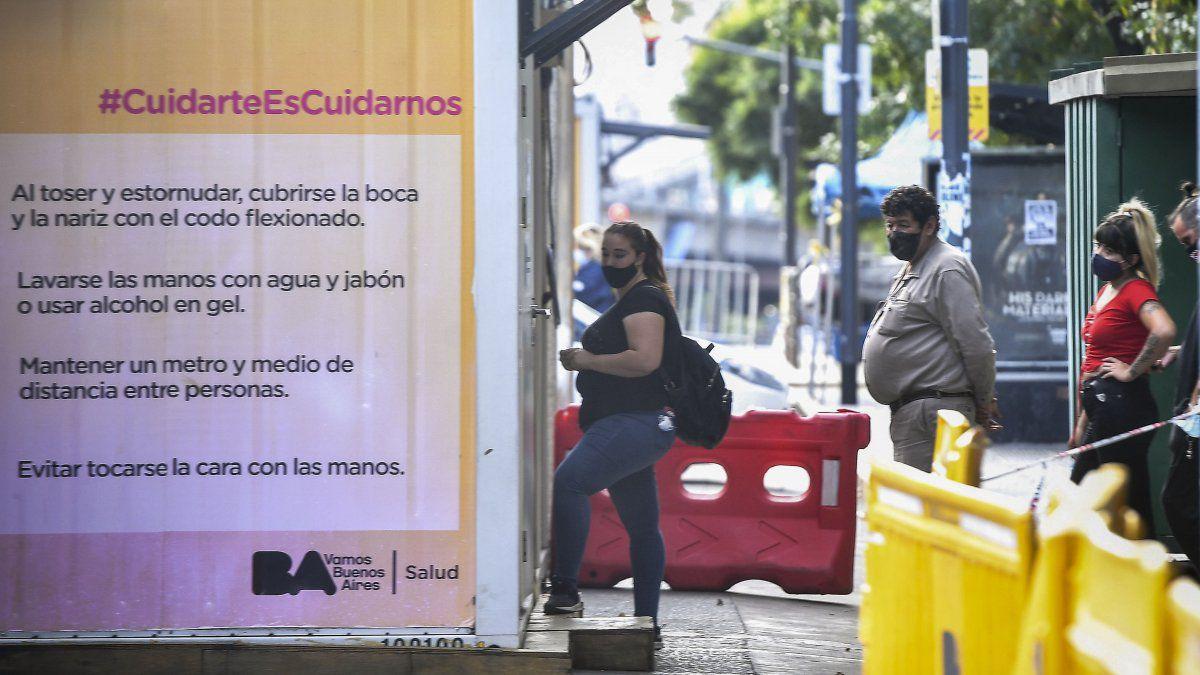 Coronavirus en Argentina: 83 muertes y 10.384 nuevos casos en las últimas 24 horas