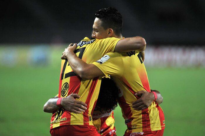 Jugadores de Pereira habrían jugado contra Medellín con coronavirus