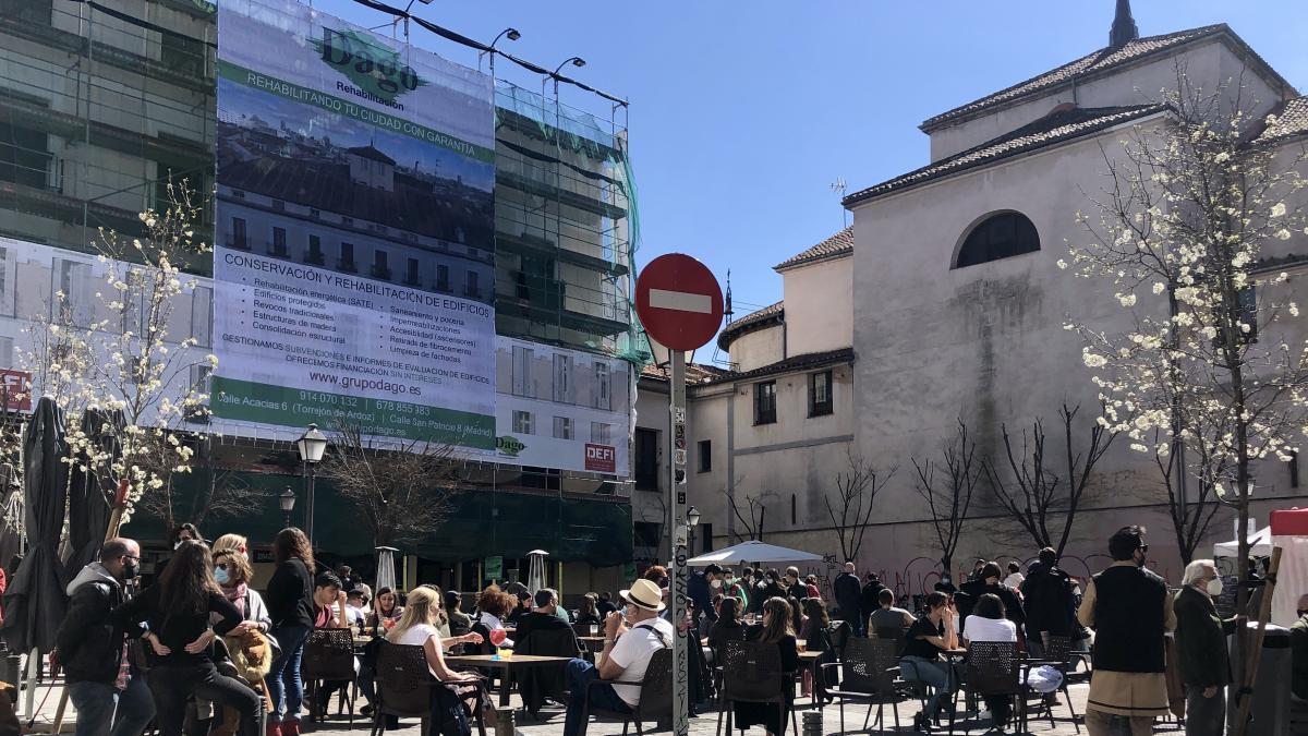 España cierra la Semana Santa a las puertas de una cuarta ola dominada por la variante británica del coronavirus
