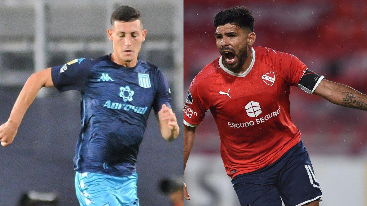 Racing vs Independiente por la Copa de la Liga: horario, TV y formaciones