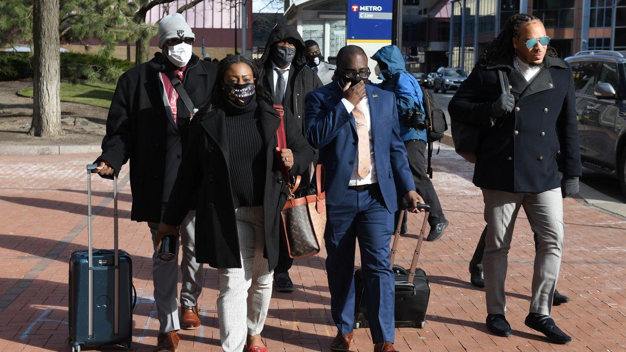 El trauma de los testigos marca el tercer día del juicio por el asesinato de George Floyd
