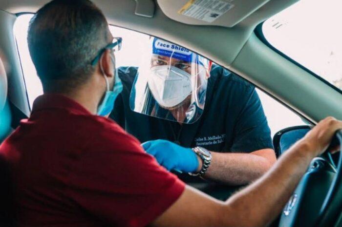Salud reporta 2,006 nuevos casos positivos por COVID-19