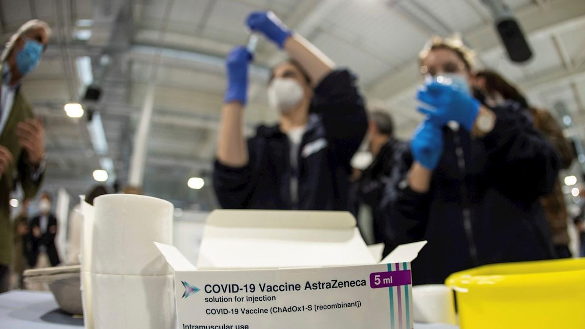 Científicos alemanes descubren la causa de los trombos relacionados con la vacuna de AstraZeneca